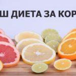 DASH Диета – за Плосък Корем (+МЕНЮ)