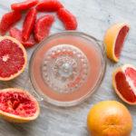 Детоксикираща, почисваща маска + скраб за лице с грейпфрут