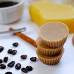Бронзиращо масло за тяло с кафе