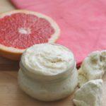 Сметанов лосион за тяло с розов грейпфрут