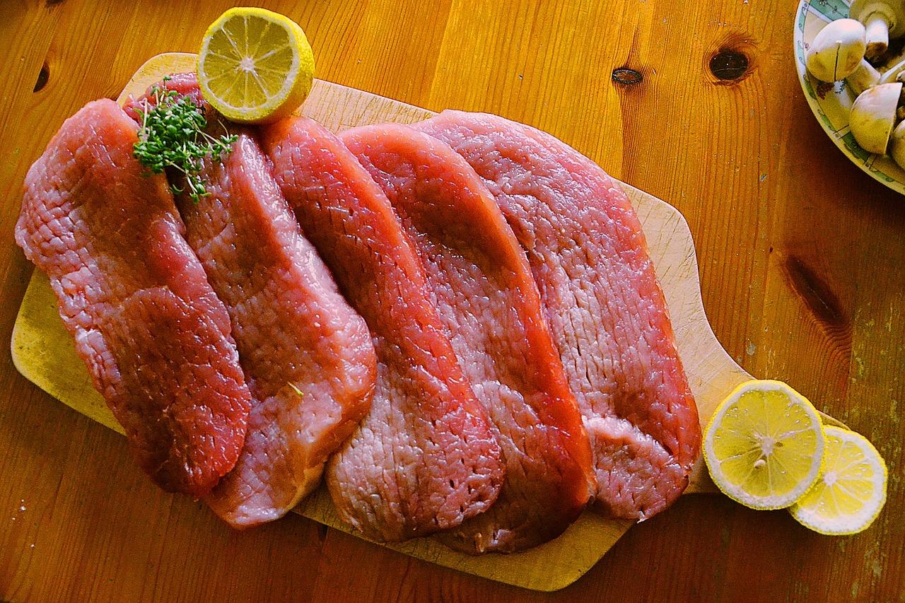 месо и желязо