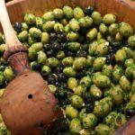 Пастет от маслини (постно)
