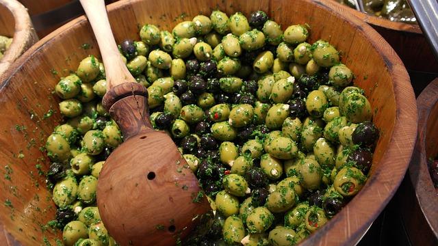 пастет от маслини