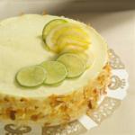 Здравословен сладкиш от лимон и бадеми (Джейми Оливър)