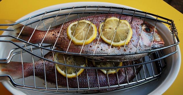 Рибата е богата на витамин В12