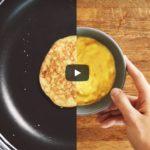 Бананови палачинки (ВИДЕО рецепта)