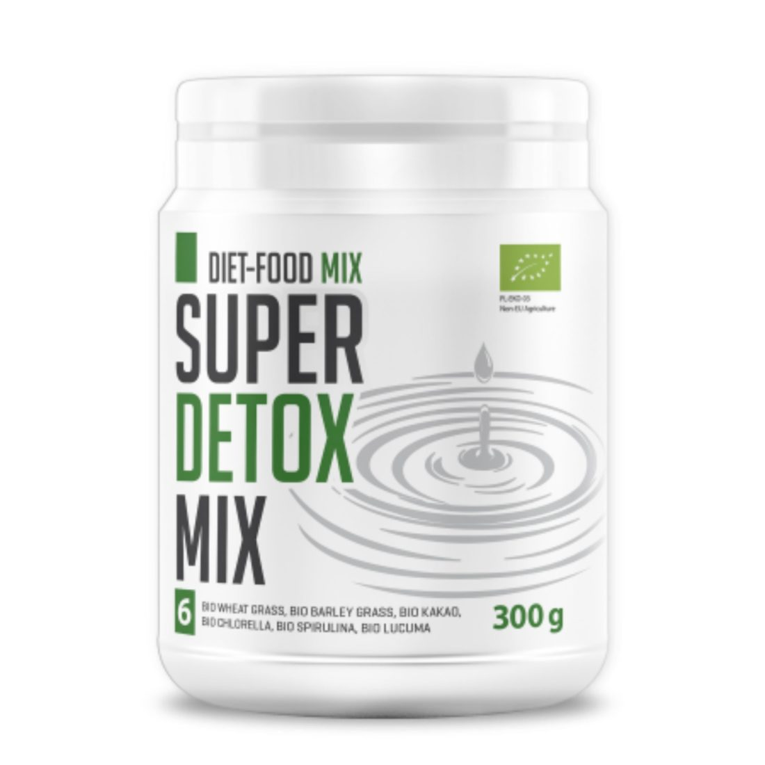super detox mix детокс супер храни