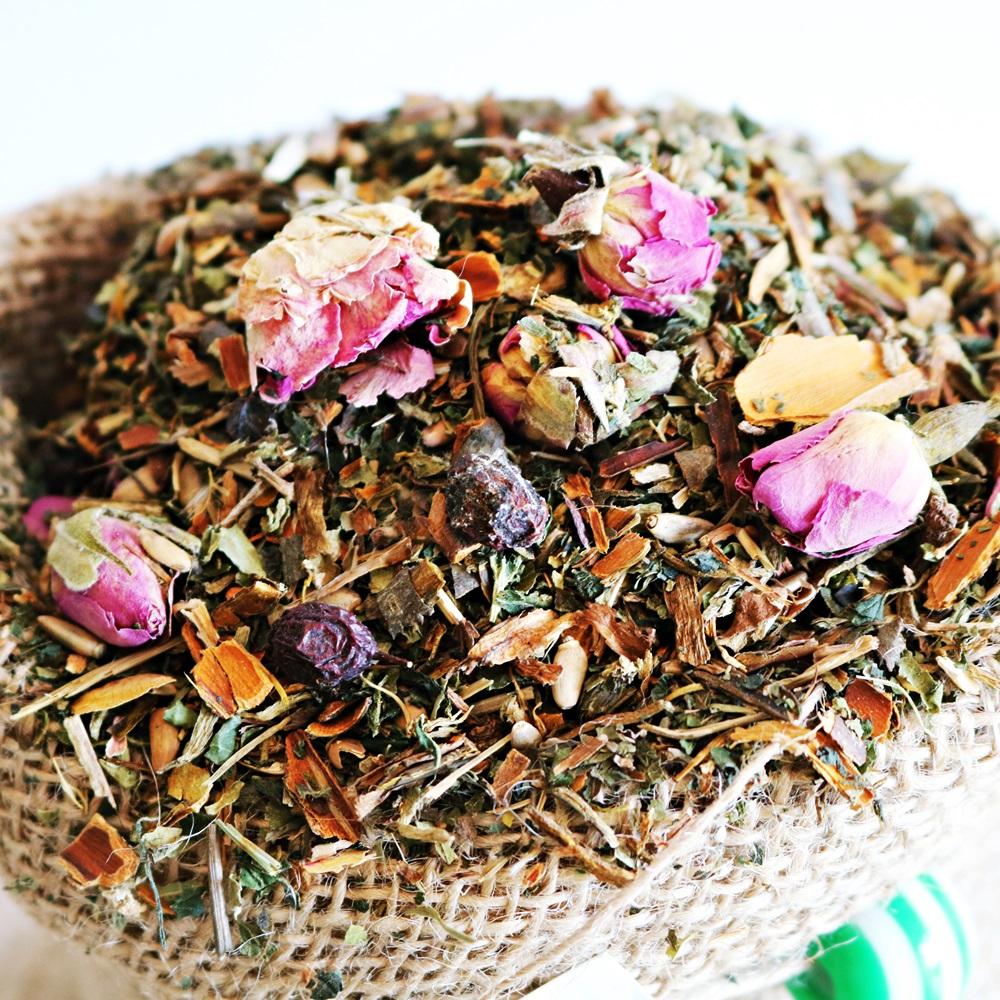 детокс чай