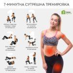 7-Минутна Сутрешна Тренировка